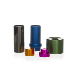 Anodized Components